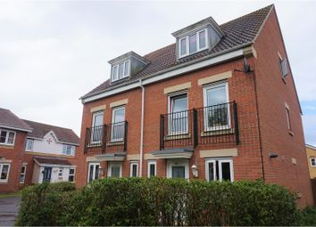 Thumbnail 4 bedroom town house for sale in Osborne Heights, East Cowes