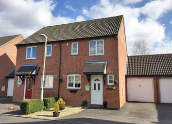 Thumbnail 2 bed semi-detached house for sale in Dewberry Down, Thatcham