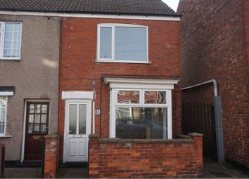 Thumbnail 2 bed end terrace house to rent in Henry Street, Grimsby