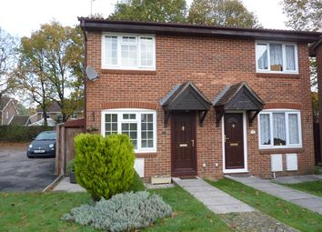 Thumbnail 2 bed semi-detached house to rent in Crabapple Close, Totton