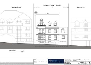 Thumbnail Land for sale in Alexandra Road, Hemel Hempstead