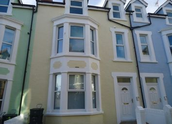 Thumbnail 1 bed flat to rent in Bodhyfryd Road, Llandudno