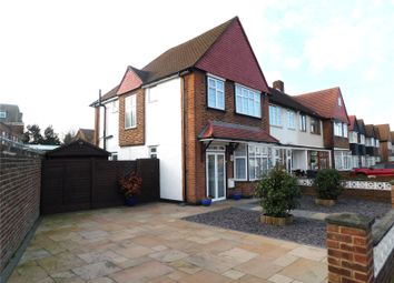 Thumbnail 3 bed end terrace house for sale in Conisborough Crescent, Catford, London