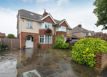 Thumbnail 4 bed semi-detached house for sale in Fitzmary Avenue, Margate