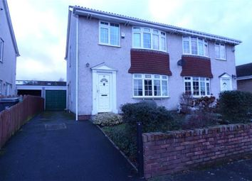 Thumbnail 3 bed semi-detached house for sale in Fergus Way, Carlisle, Cumbria