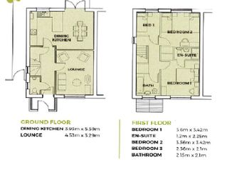 Thumbnail 3 bed semi-detached house for sale in Plot 12, Holywell, Wincobank, Sheffield