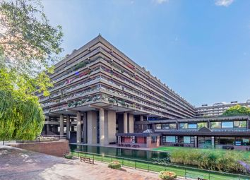 Thumbnail 1 bed flat for sale in Mountjoy House, Barbican