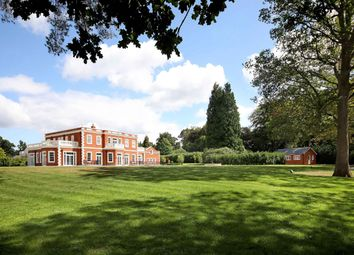 Thumbnail 7 bed detached house for sale in South Drive, Wentworth, Virginia Water, Surrey