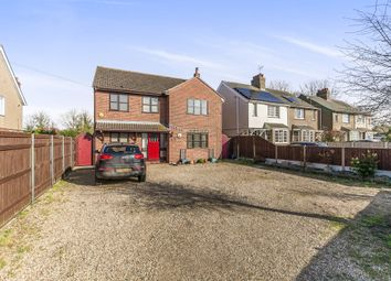 Thumbnail 4 bed detached house for sale in Harwich Road, Mistley, Manningtree