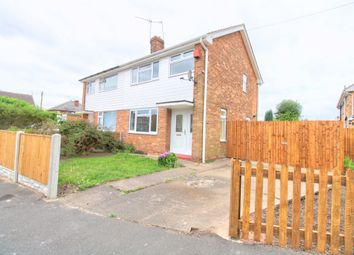 Thumbnail 3 bed semi-detached house for sale in Kennedy Avenue, Long Eaton, Nottingham