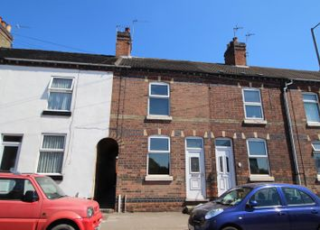 Thumbnail 3 bed terraced house for sale in Rosliston Road, Stapenhill, Burton-On-Trent