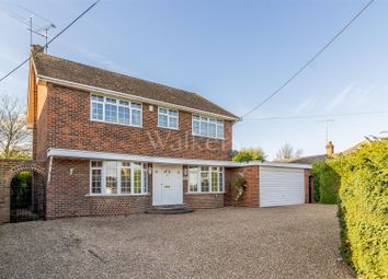 Thumbnail 4 bed detached house for sale in Swan Lane, Runwell, Wickford