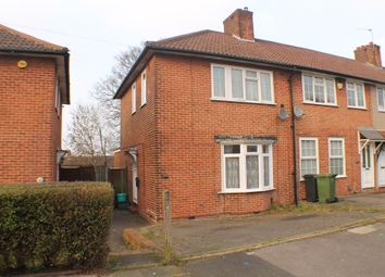 Thumbnail 3 bed end terrace house to rent in Castleton Road, London