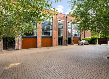 Thumbnail 3 bedroom semi-detached house for sale in The Drill Hall, Hyde Close, Winchester, Hampshire