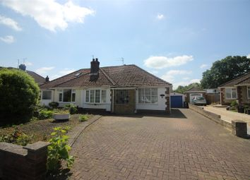 Thumbnail 3 bed bungalow for sale in Ludlow Close, Lawn, Swindon
