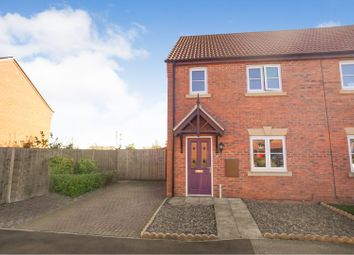 3 bed semi-detached house for sale in Kings Manor, Lincoln LN4