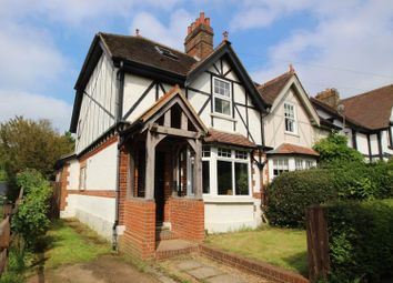 Thumbnail 3 bed semi-detached house for sale in Mint Lane, Lower Kingswood, Tadworth