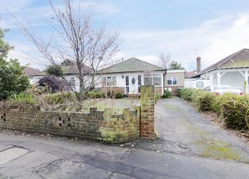 Thumbnail 4 bed detached bungalow for sale in Goring Way, Ferring, Worthing