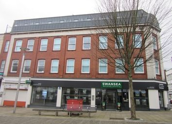 Thumbnail Studio to rent in Park Buildings, 2 Park Street, Swansea.
