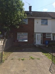 Thumbnail 3 bed terraced house to rent in Arncliffe Road, Halewood, Liverpool
