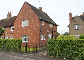 3 bed end terrace house for sale in Church Road, Clipstone Village, Mansfield NG21