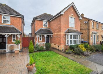 Thumbnail 3 bed detached house for sale in Doulton Close, Church Langley, Harlow, Essex