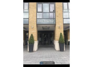 Thumbnail 1 bed flat to rent in Kew Bridge Road, London