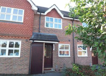 Thumbnail 2 bed terraced house for sale in South Croft, Englefield Green, Egham