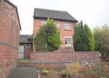 Thumbnail 2 bed detached house for sale in Stockwell Street, Leek