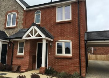 Thumbnail 2 bedroom semi-detached house for sale in Longbourn Way, Medstead, Alton