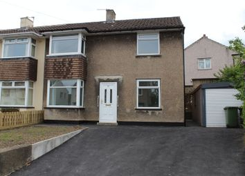 Thumbnail 3 bed semi-detached house to rent in White Rose Avenue, Huddersfield