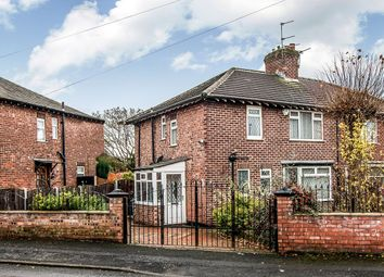 Thumbnail 3 bed semi-detached house to rent in Gilmour Terrace, Blackley, Manchester