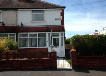 Thumbnail 2 bed property to rent in Suffolk Road, Blackpool, Lancashire