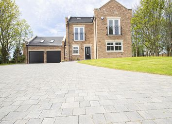 Thumbnail 5 bed detached house for sale in Dalton Piercy, Hartlepool