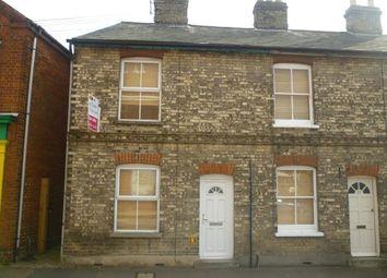 Thumbnail 2 bedroom end terrace house for sale in Gaol Lane, Sudbury