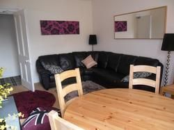 Thumbnail 5 bed flat to rent in Brunton Place, Edinburgh
