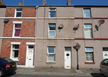 Thumbnail 4 bedroom terraced house for sale in Ramsden Street, Barrow-In-Furness, Cumbria