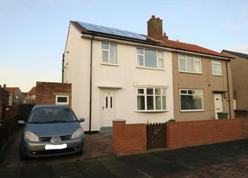 Thumbnail 3 bed semi-detached house for sale in Cumberland Place, South Shields