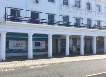 Thumbnail Retail premises for sale in 38-39 Marina, St Leonards On Sea