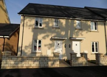 Thumbnail 3 bed end terrace house to rent in Bendalls Wharf, Frome, Somerset