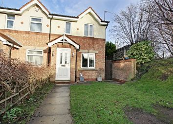 Thumbnail 2 bed semi-detached house for sale in Bishop Kempthorne Close, Hessle