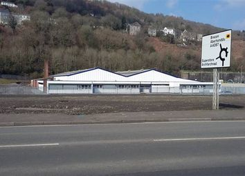Thumbnail Industrial to let in Swansea Valley Business, Glanyrafon, Ystalyfera, Swansea