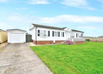 Thumbnail 2 bedroom detached bungalow for sale in Willowbrook Park, Old Salts Farm Road, Lancing