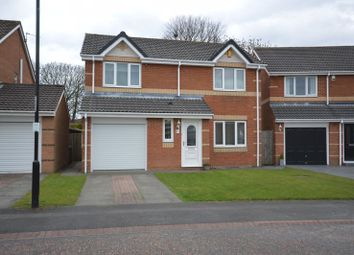 Thumbnail 4 bed detached house for sale in Woodlands Grange, Forest Hall, Newcastle Upon Tyne