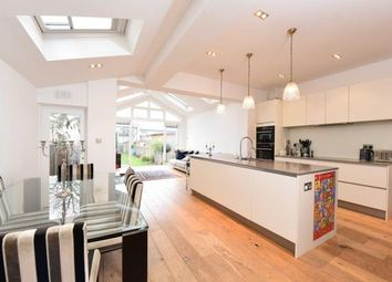Thumbnail 4 bed terraced house to rent in Wimbledon Park Road, London
