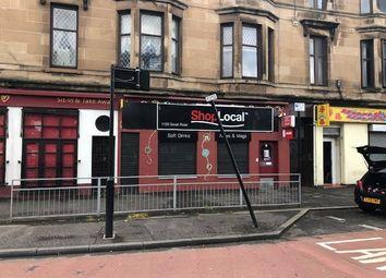 Thumbnail Retail premises to let in Govan Road, Govan, Glasgow