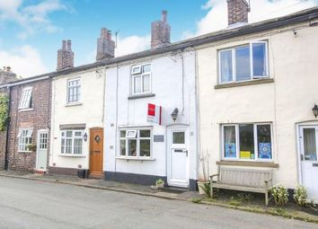 Thumbnail 2 bed terraced house for sale in Clarke Lane, Langley, Macclesfield, Cheshire