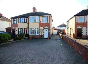 Thumbnail 3 bed semi-detached house for sale in Blurton Road, Stoke-On-Trent