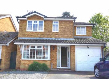 Thumbnail 4 bed detached house to rent in Ganges Road, Shotley Gate, Ipswich