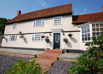 Thumbnail 7 bed detached house for sale in Colchester Road, White Colne, Essex